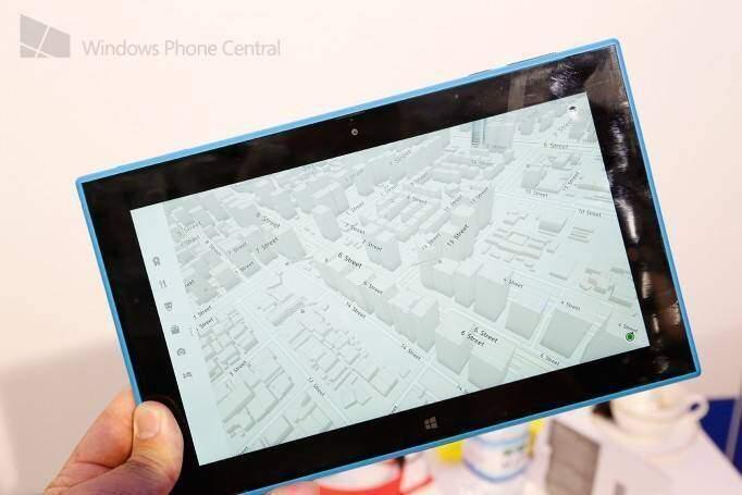 Nokia Here Lumia