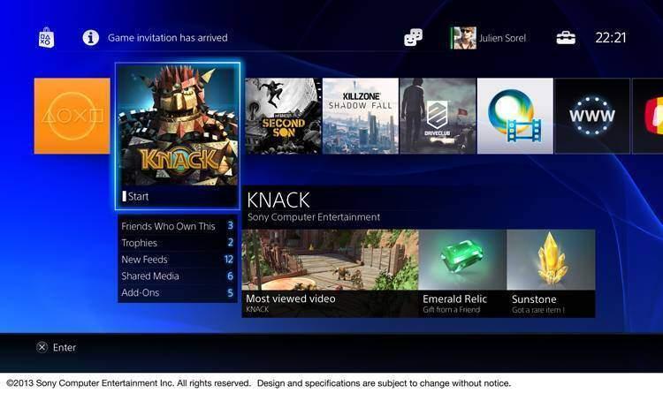 PlayStation-4-interfaccia