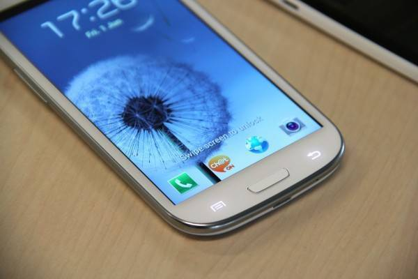 Samsung Galaxy S3: prima leaked ufficiale di Android 4.3 Jelly Bean
