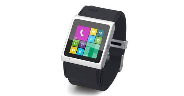 goophone smartwatch black