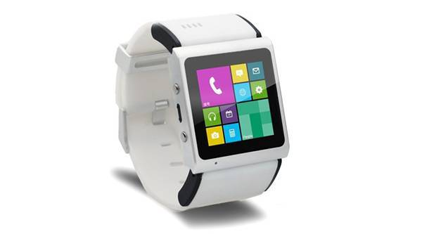 goophone smartwatch white