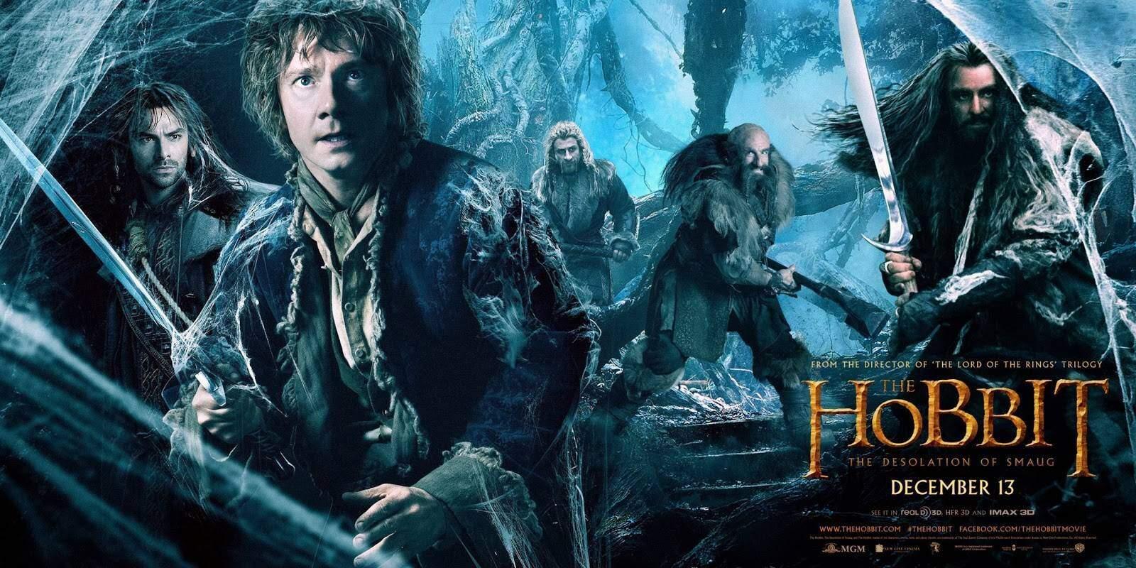 Lo Hobbit: La Desolazione di Smaug: nuovo Trailer Ufficiale in italiano