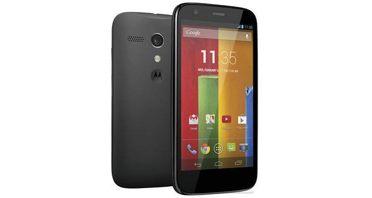 Moto G Google Play Edition disponibile nel Google Play in USA a 179$