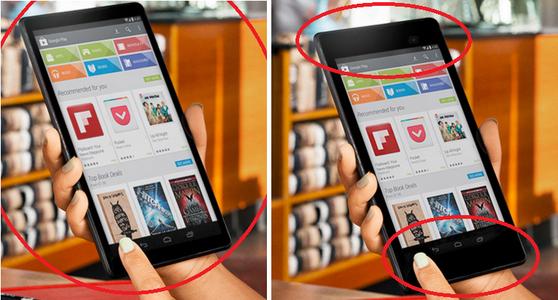Nexus 8 scompare dall'immagine di Google e al suo posto torna il Nexus 7