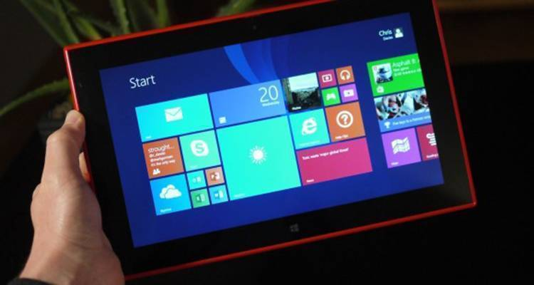 Nokia Lumia 2020, tablet Windows da 8 pollici ad aprile 2014?