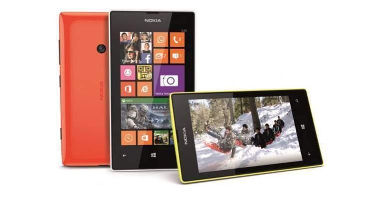 Nokia Lumia 525, ecco il successore di Lumia 520