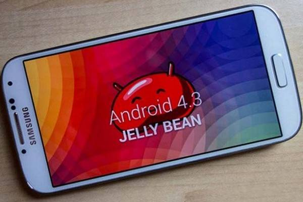 samsung galaxy s3 android 4.3 jelly bean