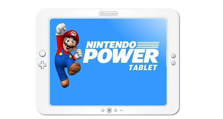 tablet nintendo