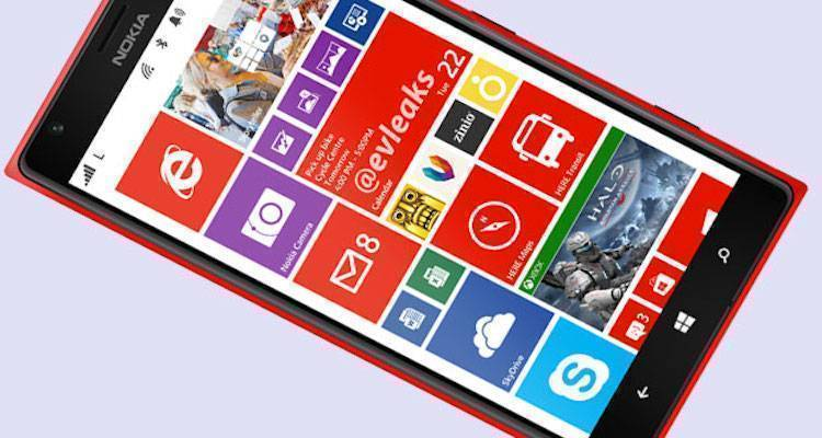 Nokia Lumia 1520v: spunta una nuova foto