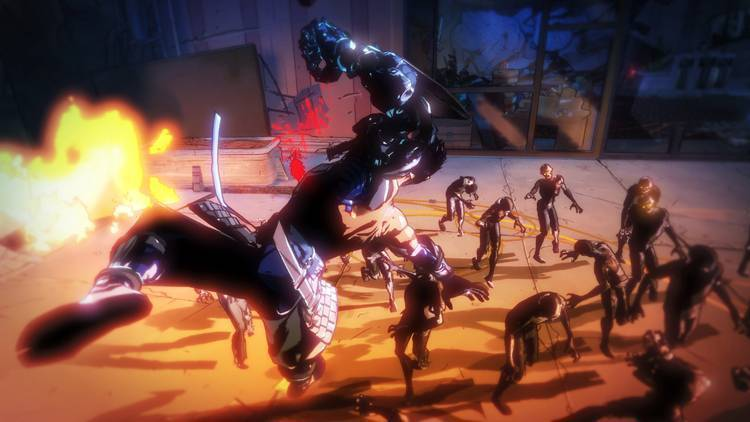 Yaiba Ninja Gaiden Z, gameplay video mostra lo stile scelto