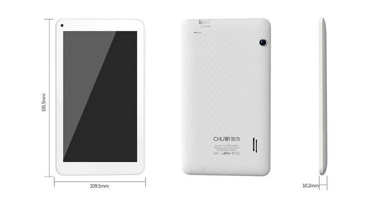 Chuwi V17 Pro, tablet Android dual core a soli 35 euro!