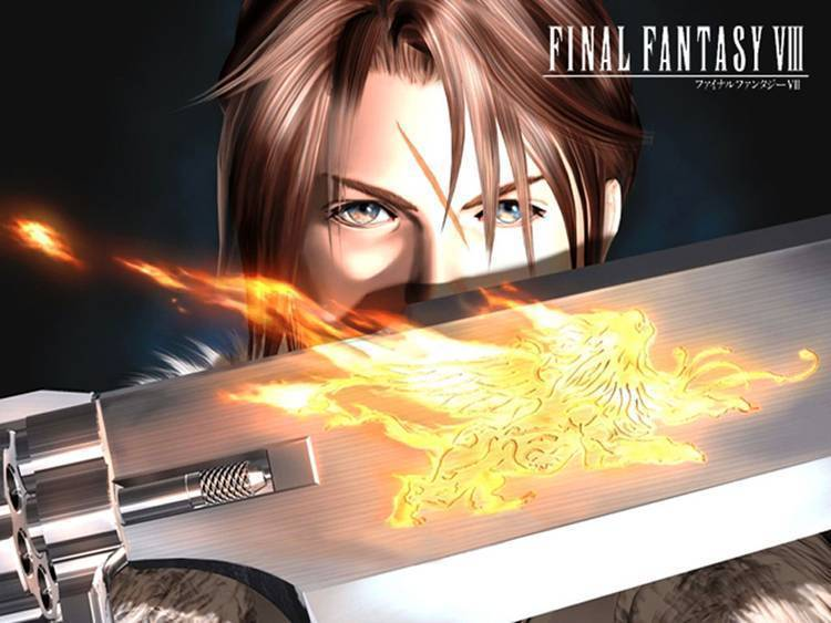 Final Fantasy VIII è disponibile su Steam!