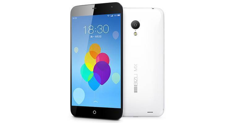 Meizu MX4G con display 5.5 pollici UltraHD