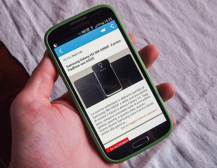Webtrek.it arriva su Newscron: una delle migliori app di aggregazione di notizie!