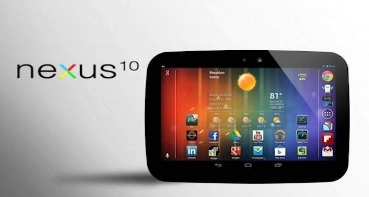 Nexus 10 sold-out. Nuova versione imminente?