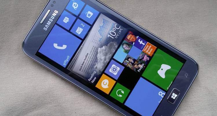 Samsung SM-W750V, nuovo smartphone Windows Phone 8?