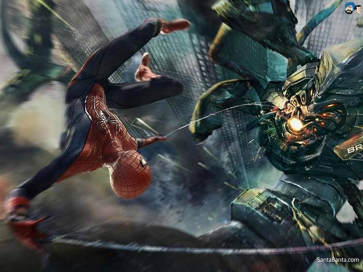 The Amazing Spider Man 2: primi teaser trailer!