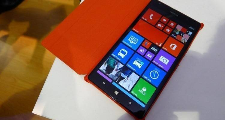 Nokia Lumia 1520 Mini in arrivo con display Full HD da 4,3 pollici?