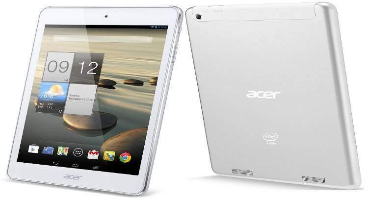 Acer Iconia A1-830 ufficiale con schermo da 8 pollici e CPU dual-core Intel Atom