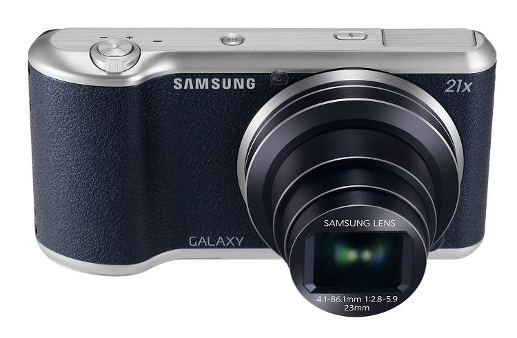 Samsung annuncia la Galaxy Camera 2: 16 Mpx, Jelly Bean e 21x di zoom!