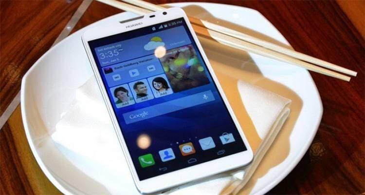 Huawei Ascend Mate 2 foto