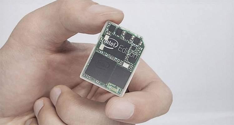 Intel Edison, il PC grande quanto una scheda SD