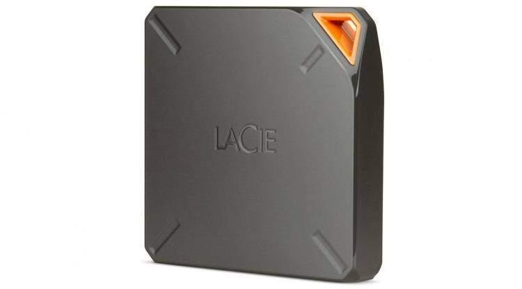LaCie annuncia Fuel, l'hard disk da 1TB amico di Android