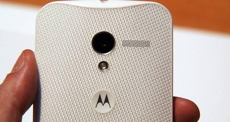 Motorola presenterà un nuovo smartphone il 13 maggio