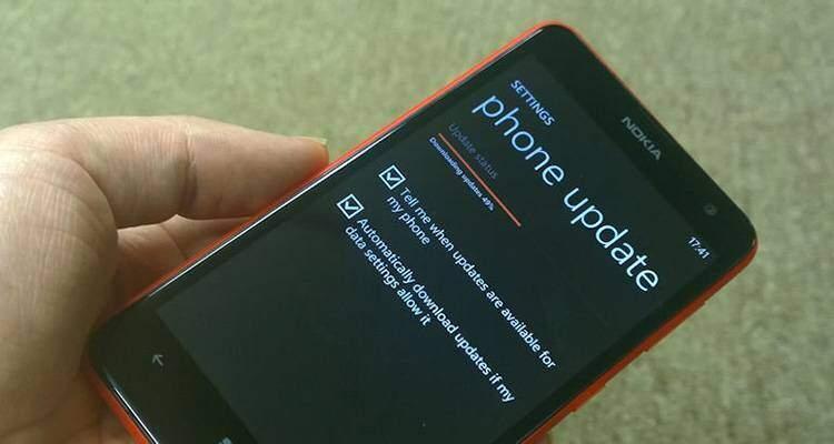 Nokia Lumia 625, disponibile l'update Lumia Black