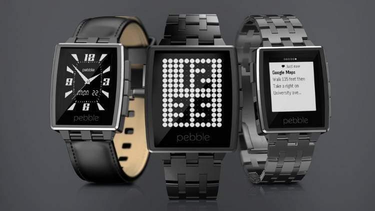 Pebble Steel, l'inedito smartwatch in Gorilla Glass | VIDEO