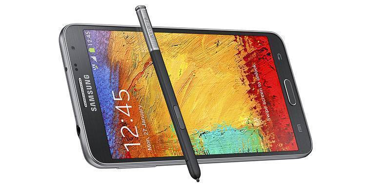 Galaxy Note 4: fotocamera 12 megapixel, OIS e Assertive Display?