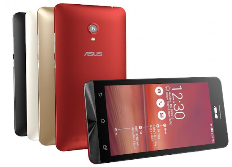Asus presenta il PadFone mini e gli ZenFone