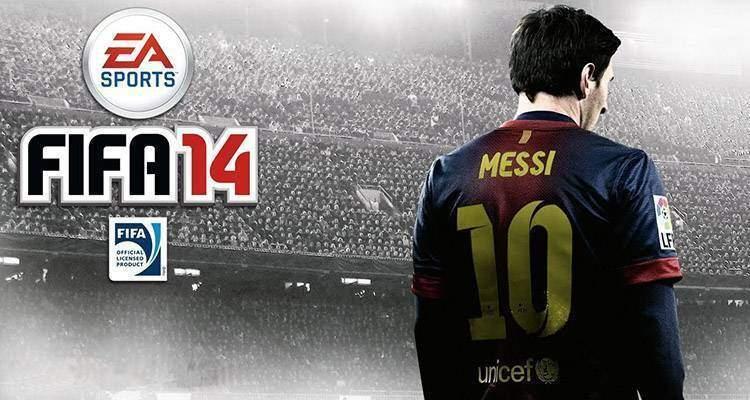 FIFA 14, ancora il più venduto nel Regno Unito