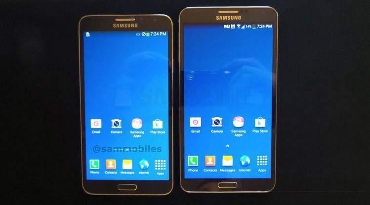 Samsung Galaxy Note 3 Neo: ecco la prima immagine dal vivo!