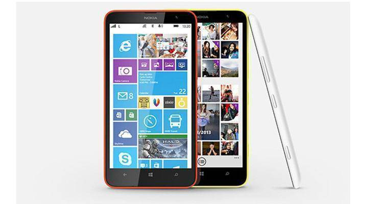 Nokia Lumia 1320, prezzo e data di uscita italiana