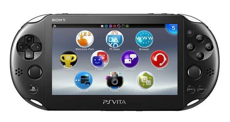 PS Vita Slim annunciata in Europa, arriva il 7 febbraio