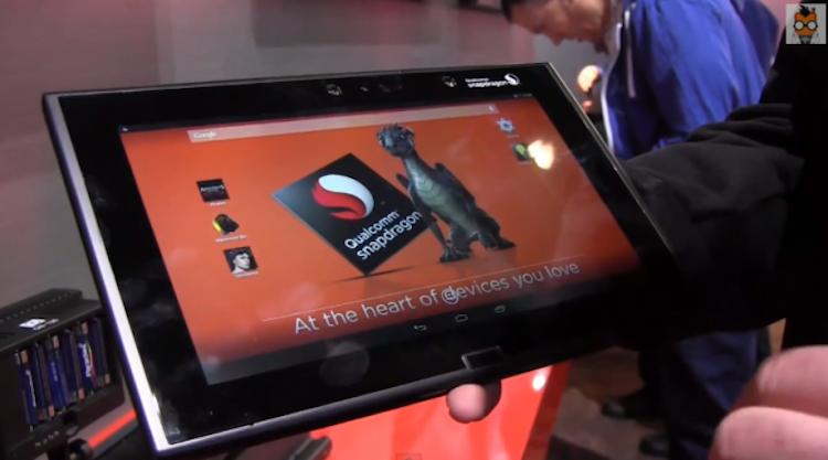CES: Qualcomm mostra in azione lo Snapdragon 805