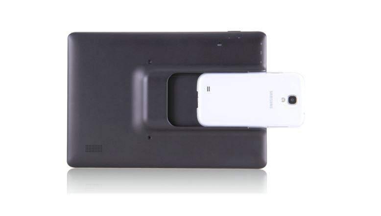 TransMaker, l'accessorio che trasforma il Galaxy S4 e S3 in tablet, arriva su Indiegogo! [prezzi e disponibilità]