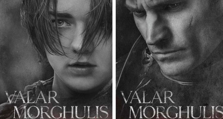 Game of Thrones 4: Character Poster e nuovi Teaser Trailer