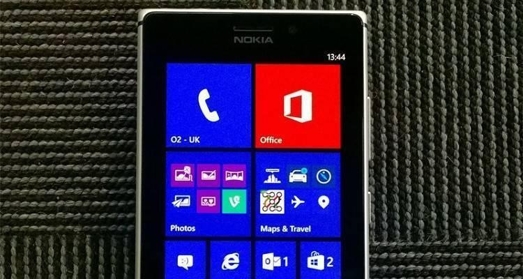 Windows Phone 8.1 permetterà di settare uno sfondo nella home (Foto)