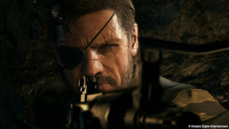 Metal Gear Solid 5: Ground Zeroes. Nuovi screen rivelano Psycho Mantis
