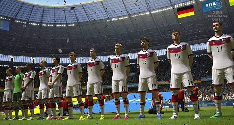 Mondiali FIFA 2014 foto