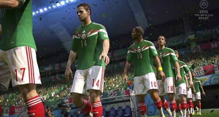 Mondiali FIFA 2014 videogioco