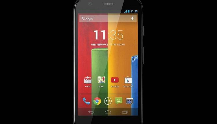Motorola Moto G, passi in avanti per la versione LTE