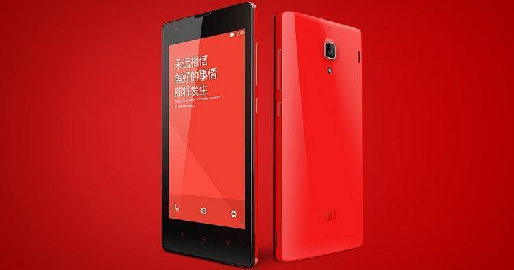 Xiaomi Hongmi 1S è ufficiale: Dual SIM con Snapdragon 400 a 99€