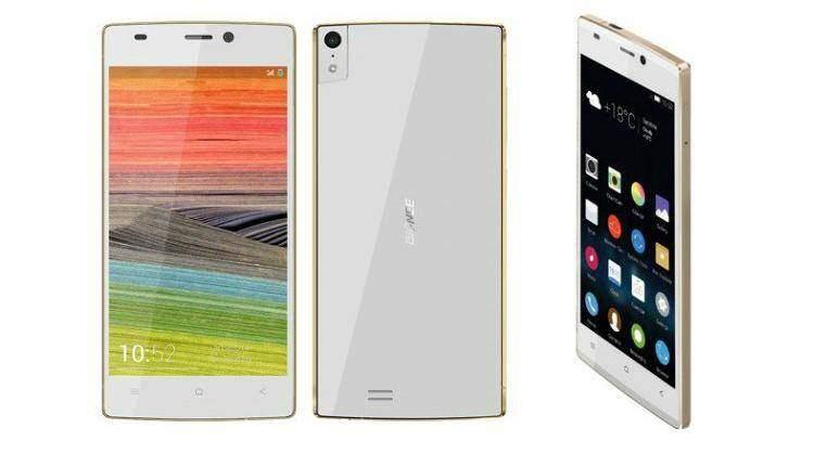 Ufficiale: Gionee Elife S5.5 è lo smartphone più sottile al mondo