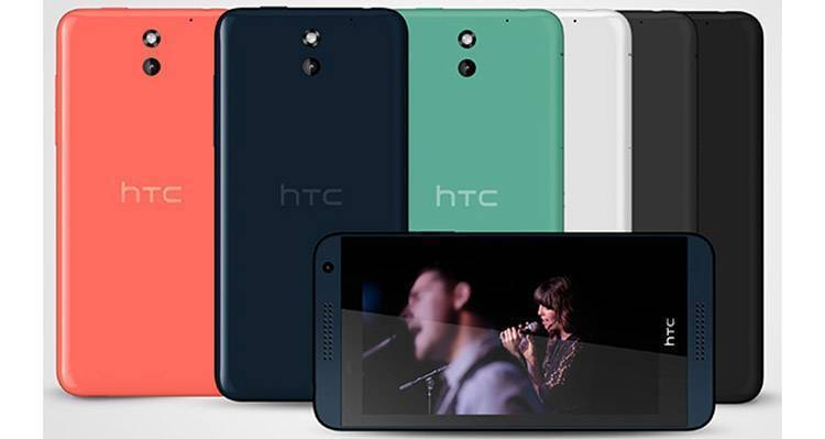 HTC Desire 610, disponibile un nuovo aggiornamento software