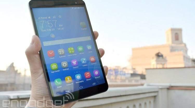 Huawei annuncia i nuovi tablet Android MediaPad X1 e MediaPad M1