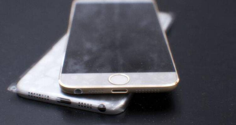 iPhone 6, nuovo display a confronto con iPhone 5