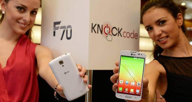 LG F70 e F90, nuovi smartphone LTE con Android KitKat